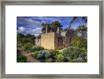 Cottage Framed Print
