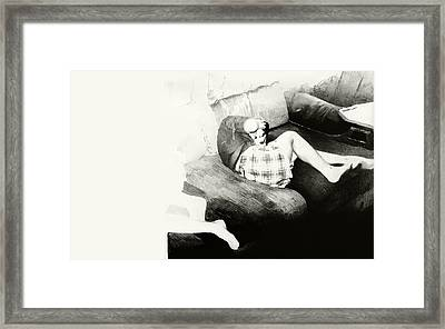 Couch Framed Print