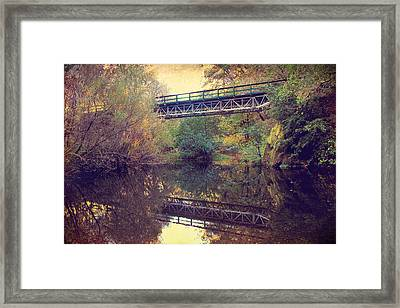 Couldn't Be Who You Wanted Framed Print
