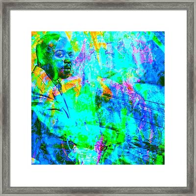 Count Basie Framed Print