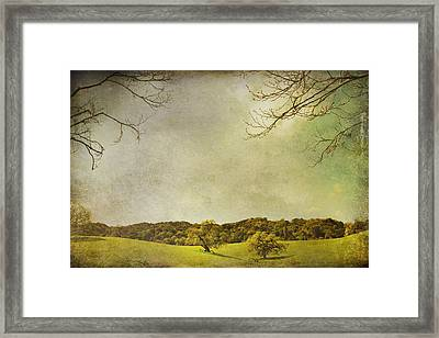 Count On Me Framed Print by Laurie Search