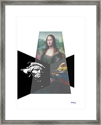 Countenance Framed Print