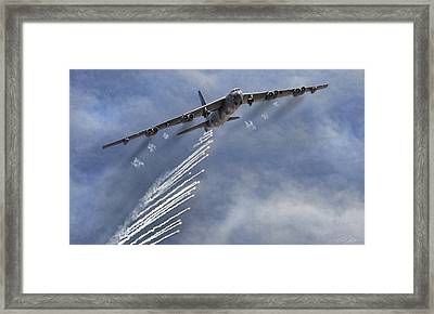 Countermeasures Framed Print by Peter Chilelli