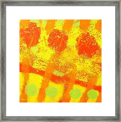 Counterpoint Framed Print by John  Nolan