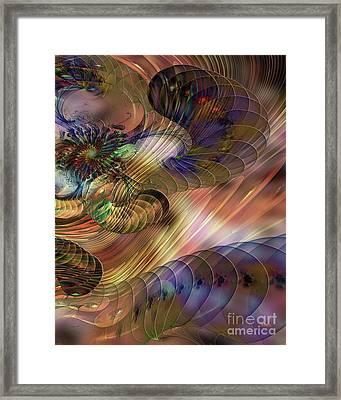 Counterpoint Framed Print by John Robert Beck