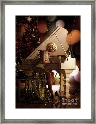 Counting Blessings Framed Print