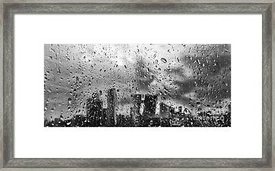 Countless Emotions Framed Print