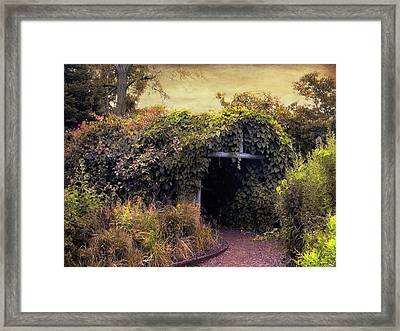 Country Charm Framed Print by Jessica Jenney