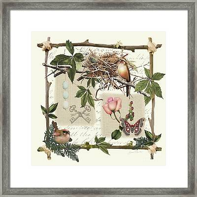 Country Charm-jp3029 Framed Print