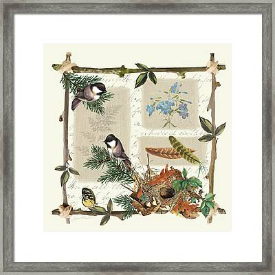 Country Charm-jp3030 Framed Print