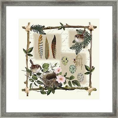 Country Charm-jp3031 Framed Print