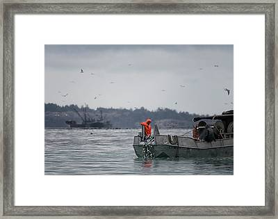 Framed Print featuring the photograph Country Club by Randy Hall