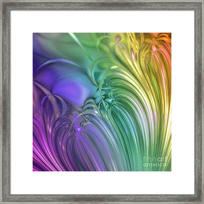Country Dusk Framed Print by Mindy Sommers