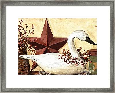 Country Flair #101 Framed Print