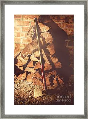 Country Life Details Framed Print by Jorgo Photography - Wall Art Gallery