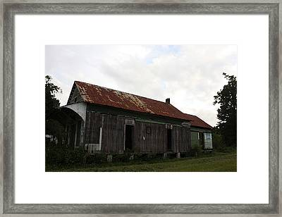 Country Store Two Framed Print by Paula Coley