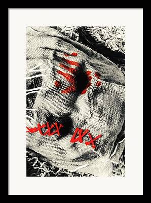 Guise Framed Prints