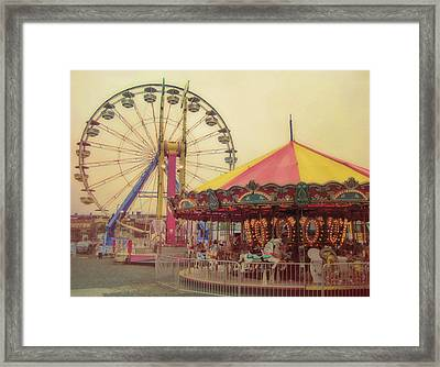 County Fair Framed Print by JAMART Photography