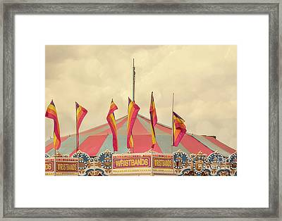 County Fair Framed Print by Juli Scalzi