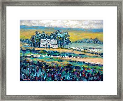 County Wicklow - Ireland Framed Print by John  Nolan