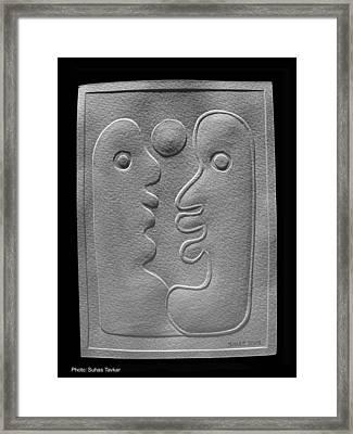 Couple Framed Print by Suhas Tavkar