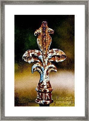Court Jester Framed Print by Scott Pellegrin