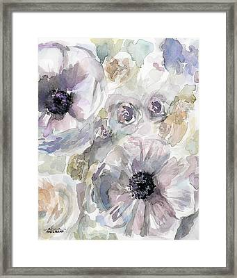 Courtney 1 Framed Print