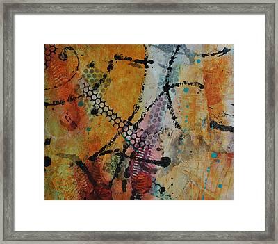 Courtship 4 Framed Print
