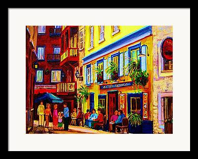 Out-of-date Paintings Framed Prints