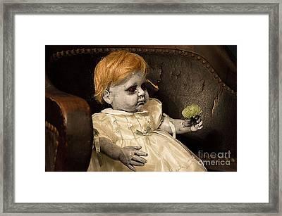 Cousin Eddy Framed Print