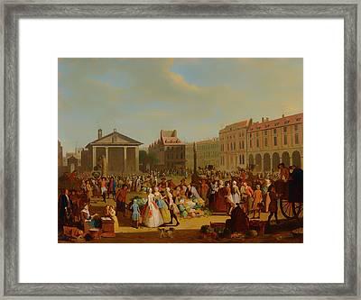 Covent Garden Framed Print