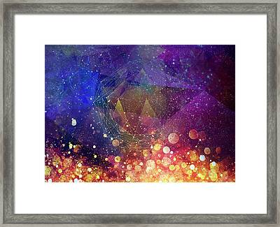 Covert Creation Framed Print