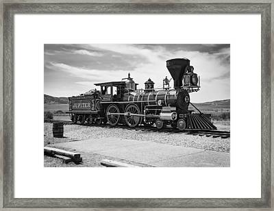 Cprr No. 60 - The Jupiter Framed Print