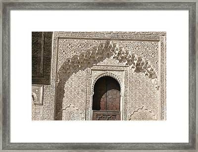 Craftmanship Framed Print by Andrei Fried