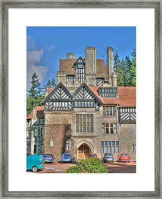 Cragside 1 Framed Print by Rod Jones