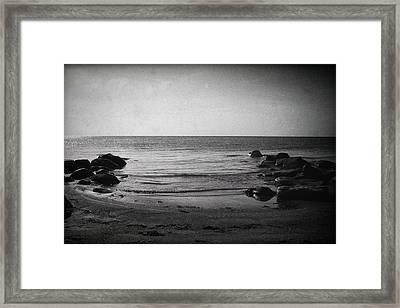 Crave Framed Print