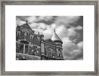 Crawford County Bank II Framed Print