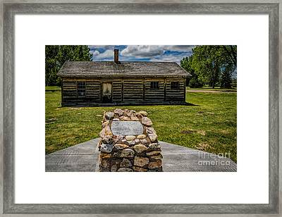 Crazy Horse Framed Print by Jon Burch Photography