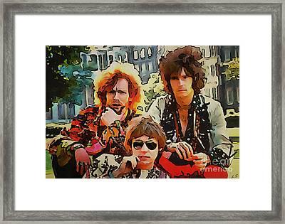 Cream Collection - 1 Framed Print