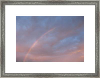 Creation Framed Print by Betty Reineke