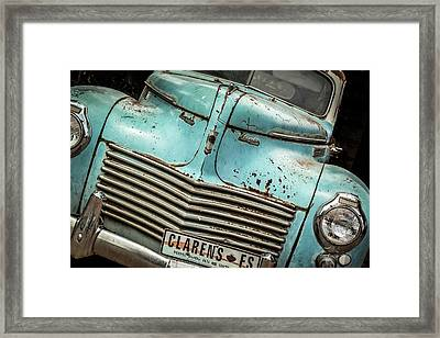 Creative Advertising Framed Print