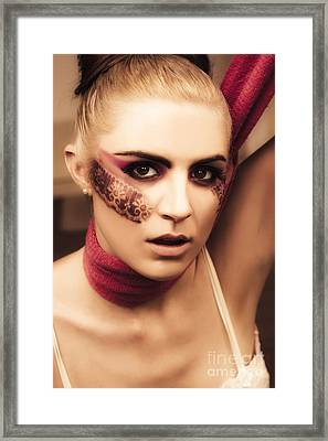 Creative Beauty Framed Print by Jorgo Photography - Wall Art Gallery