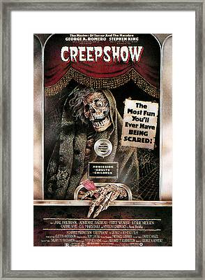 Creepshow, 1982 Framed Print by Everett