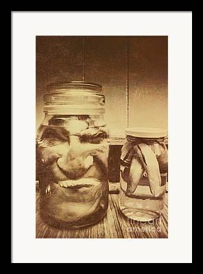 Horrifying Framed Prints
