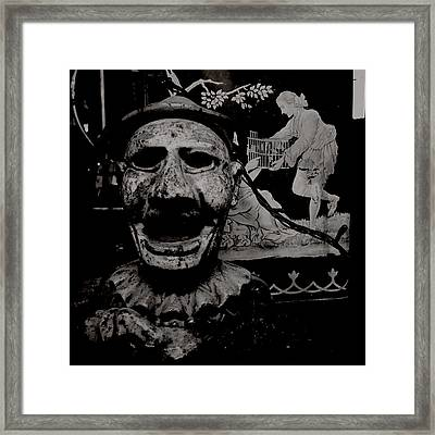 Creepy Old Stuff IIi Framed Print