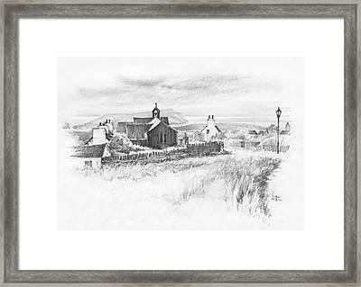 Cregneish Sketch Framed Print