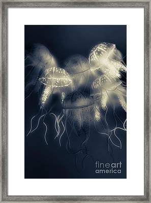 Crepsiculs - An Awakening Framed Print