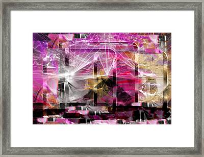 Crescendo Framed Print