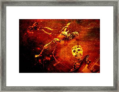 Crescendo Framed Print by Jeff Gettis