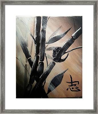 Crested Gecko In The Sunshine Framed Print